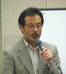 講師:新倉裕史さん
