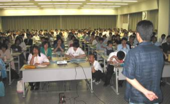 講師:安田純平さん