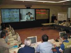 国(原子力安全・保安院)とのテレビ会議