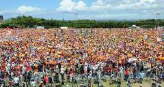 2012.9.9オスプレイ配備反対県民集会(沖縄)