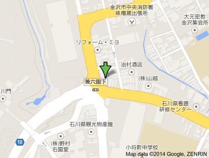 北陸会館(兼六元町1-1)